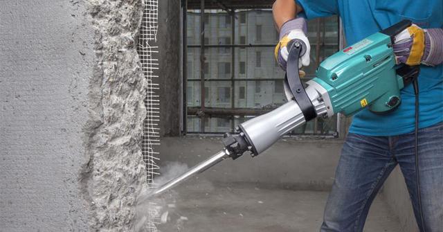 caroteuse beton